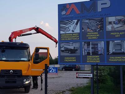 Zabudowy ciężarowe 2