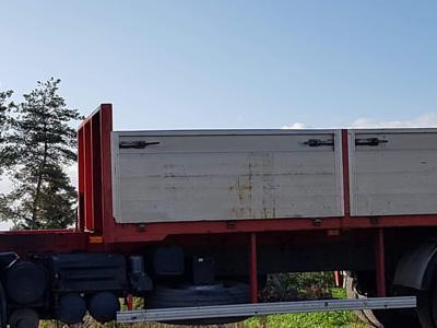 Zabudowy ciężarowe 20