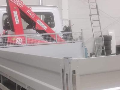 Zabudowy ciężarowe 26