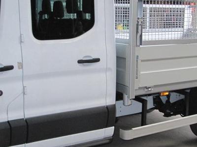 Zabudowy ciężarowe 80