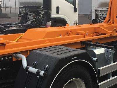 Zabudowy ciężarowe 81